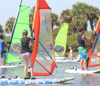 windsurfing cocoa beach