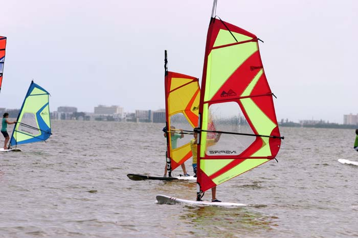 Summer Kids Camps in Windsurfing, Sailing, Kayaking and SUP